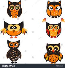 Halloween Owls Halloween Owls