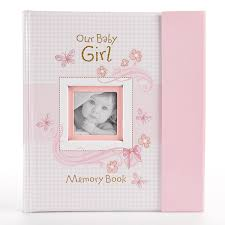 baby girl memory book our baby girl memory book christian gifts
