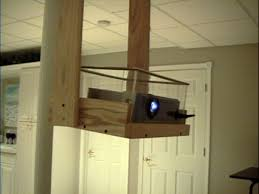 Video Projector Ceiling Mount by Projector Mount