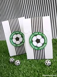 soccer party supplies soccer football birthday party desserts table printables party
