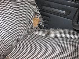 tissu pour siege auto ou trouver du tissu pied de poule