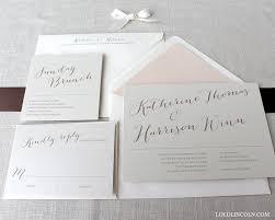 dove wedding invitations katherine calligraphy style wedding invitation wedding