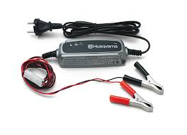 husqvarna attachments battery charger