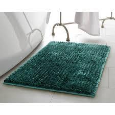 Luxe Microfiber Chenille Bath Rug Best 25 Teal Bath Mats Ideas On Pinterest Mermaid Bathroom