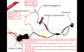 reversing camera compatable with tns510 page 3 modifications