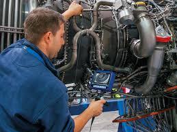 Turbine Engine Mechanic Aviation Turbine U0026 Airframe Videoscope Inspection Systems