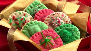 christmas surprise sugar cookies recipe bettycrocker com