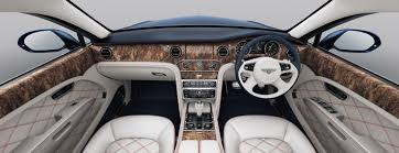 inside bentley bentley mulsanne 95 exclusive edition launched uk india car news