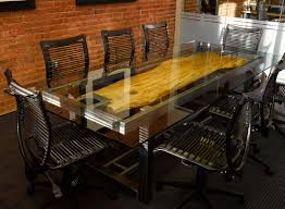 High Top Conference Table Table Reclaimed Wood Bars Beautiful Reclaimed Wood Conference