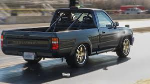 toyota trucks supra turbo powered pickup u002794 toyota 2jz street truck bryon