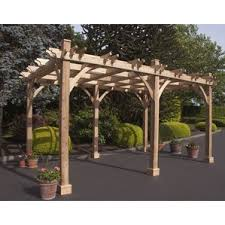10 X 10 Pergola by Wood Pergolas You U0027ll Love Wayfair