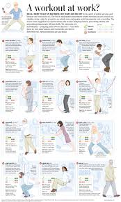 exercises to do at your desk some real exercises you can do at the office i saw this one when i