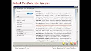 ucertify network plus practice test youtube