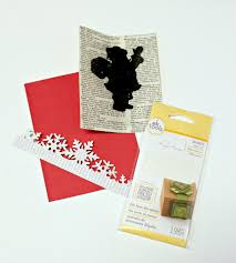 homemade christmas card ideas crafts unleashed