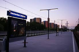 Amsterdam Lelylaan station