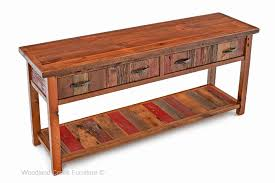 Wood Sofa Table by Perfect Rustic Sofa Table Ideas Decor 4 1000 About Tables On