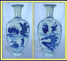 Blue And White Vases Antique Antiques Com Classifieds Antiques Antique Porcelain U0026 Pottery