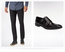 how to match dress pants with shoes askmen