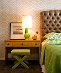 upholstered bench look new york contemporary bedroom decoration