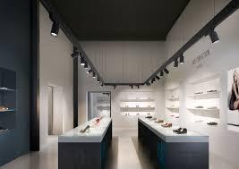 lighting design in retail