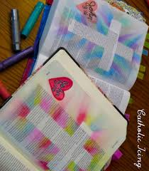 pens that write on black paper best bible journaling supplies what bleeds what doesn t and how bible journaling john 3 16