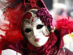 carnival masks traditional venetian masks worn at the carnival of venice in