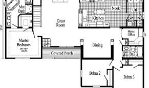 blueprints for houses ranch house plans at home source ranch style home plans 17