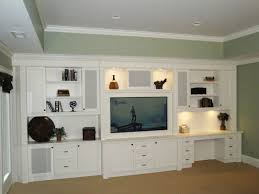Computer Wall Desk Wall Units Stunning Wall Unit With Built In Desk Surprising Wall