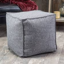 bean bag foot rest wayfair