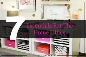 design essentials home office 7 essentials for the home office imperfect concepts
