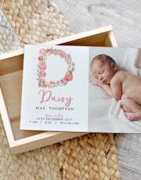 Personalised Baby Nursery Decor Personalised Custom Room Baby Nursery Décor