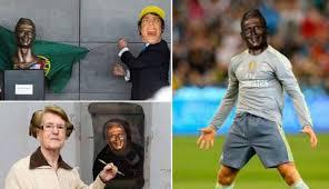 Cristiano Ronaldo Meme - cristiano ronaldo jocosos memes por busto en aeropuerto foto 1 de