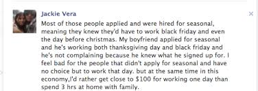 target black friday hoursurs employees go social to decry thanksgiving black friday hours