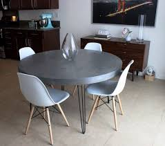 Modern Round Dining Room Tables 222 Best Dining Room Images On Pinterest Dining Room Live And