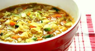 recette de cuisine pour regime la recette regime soupe aux choux cuisinez pour maigrir