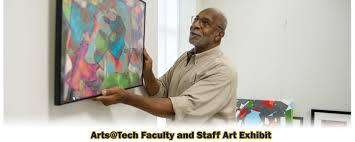 home page arts tech