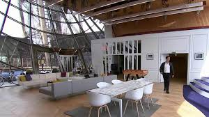 Eiffel Tower Interior | visit the luxury apartment hidden inside the eiffel tower today com
