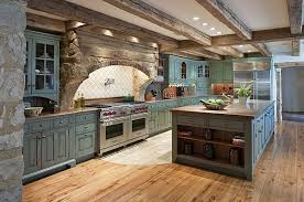Farmhouse Interior Design Farmhouse Kitchen Design Decor Appliance In Home