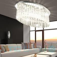 Schlafzimmer Lampe Bilder Led 15 W Decken Lampe Schlafzimmer Leuchte Kristall Behang Glas