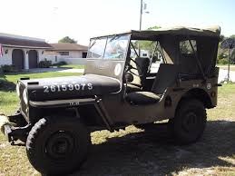 willys jeep lifted 1948 willys cj2a military 1948 cj2a willys jeep used cars for