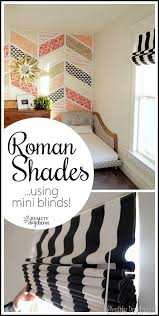 Mini Blinds Black How To Make Diy Mini Blinds Using Your Existing Mini Blinds