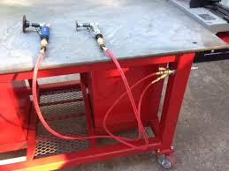 Welding Table Plans by Dukers Welding Table Build Page 3 The Garage Journal Board