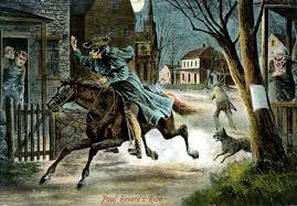 paul revere s ride book the redcoats are coming the facts and fiction of paul revere s