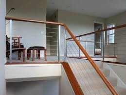 modern stair railings indoor u2014 railing stairs and kitchen design