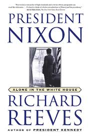 amazon com president nixon alone in the white house