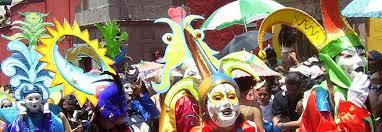San Miguel De Allende Mexico Map by Dia De Los Locos Parade Of Crazies June 17 2012 San Miguel De