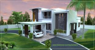 2050 sq ft 4 bhk modern kerala villa design