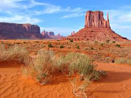 Monument Valley Utah Map by Visiting Monument Valley Tribal Park In Arizona And Utah