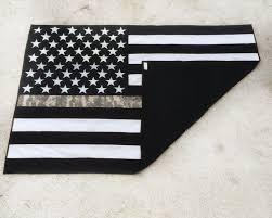 Army Ranger Flag Us Army Thin Line Quilt U2013 Zabe U0027s Quilts