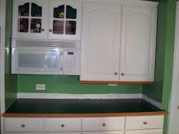 Plastic Laminate Kitchen Cabinets Remodelaholic Painted Formica Countertop